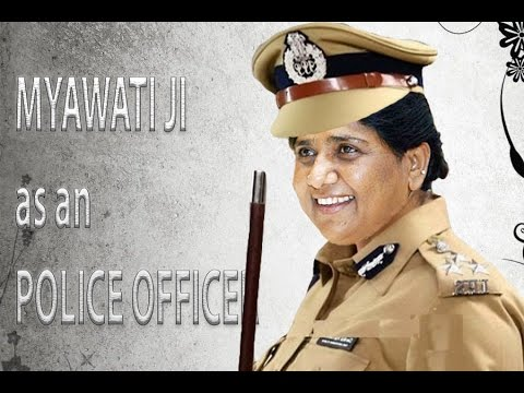 MAYAWATI ACTION as an POLICE OFFICER || ANGRY BEHEN JI || BEHEN JI KA ACTION