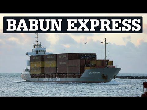 BABUN EXPRESS arrives in Miami