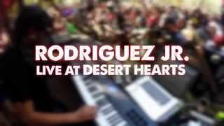 Rodriguez Jr. live at Desert Heart Festival