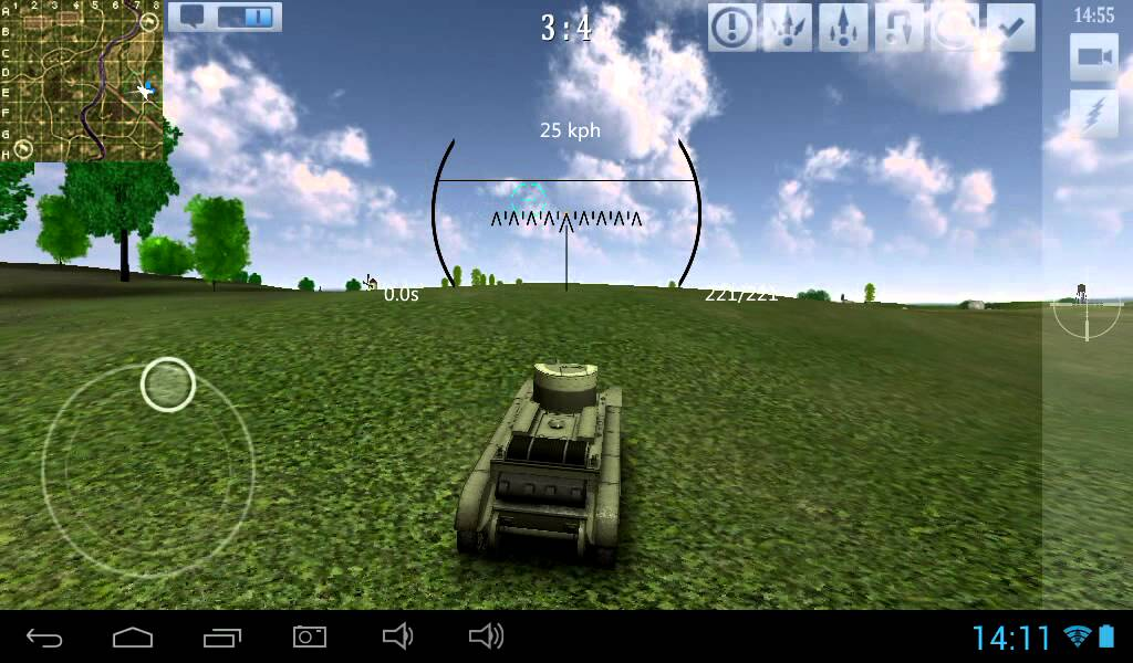 Взломанные игры танки на андроид взломать