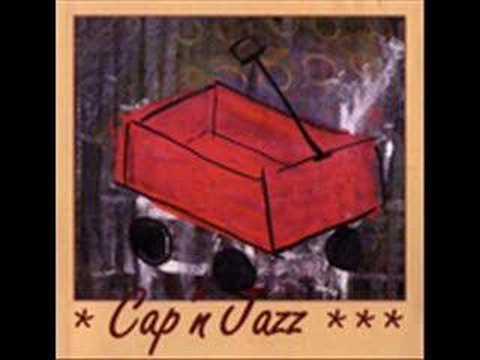cap'n jazz - puddle splashers.