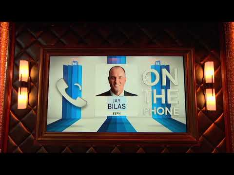 ESPN College Basketball Analyst Jay Bilas' Final Four Predictions and DeAndre Ayton - 3/15/18