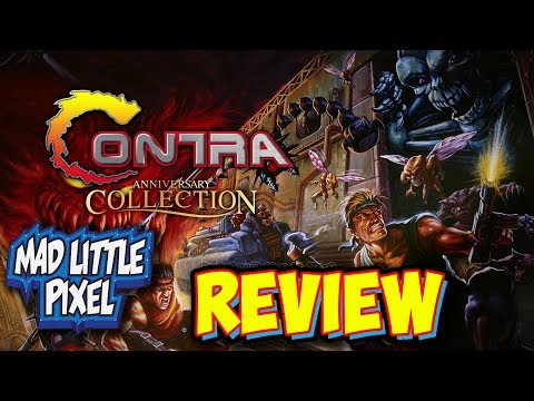 Contra Anniversary Collection - Was It Worth The $20? (Nintendo Switch)