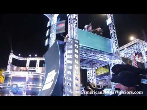 "AMERICAN NINJA WARRIOR ""Venice Beach""  Full Run"