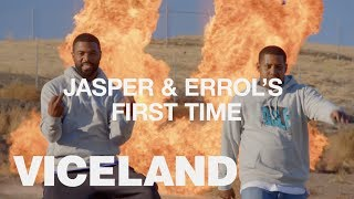 JASPER & ERROL'S FIRST TIME (Series Trailer)