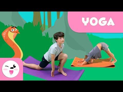 Canales De Youtube De Yoga Para Ninos Me Lo Dijo Lola