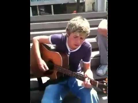 Irish Bieber (Niall Horan) Cover [Baby+One Time]