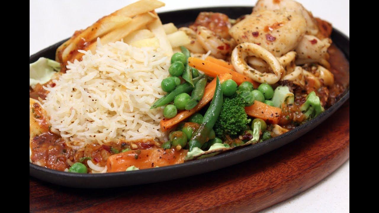 Seafood sizzler sanjeev kapoor khazana youtube seafood sizzler sanjeev kapoor khazana forumfinder Choice Image
