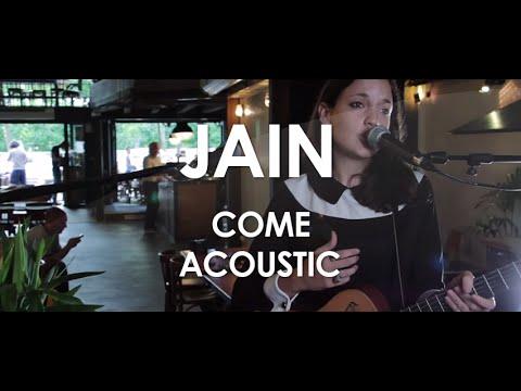 Jain - Come -  Acoustic [Live in Paris]