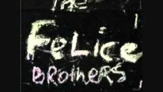 Felice Brothers-Whiskey in My Whiskey