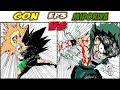 Midorya VS Gon PART 3 (manga cross-over battle)  (ENG\ITA) final round