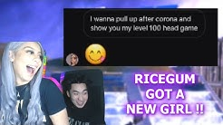 This Is How RiceGum Got His New Girl-Friend ! (She Pulls Up)  *FULL STORY* #NECK