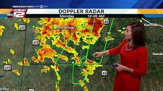 Ksat 12 News San Antonio Weather
