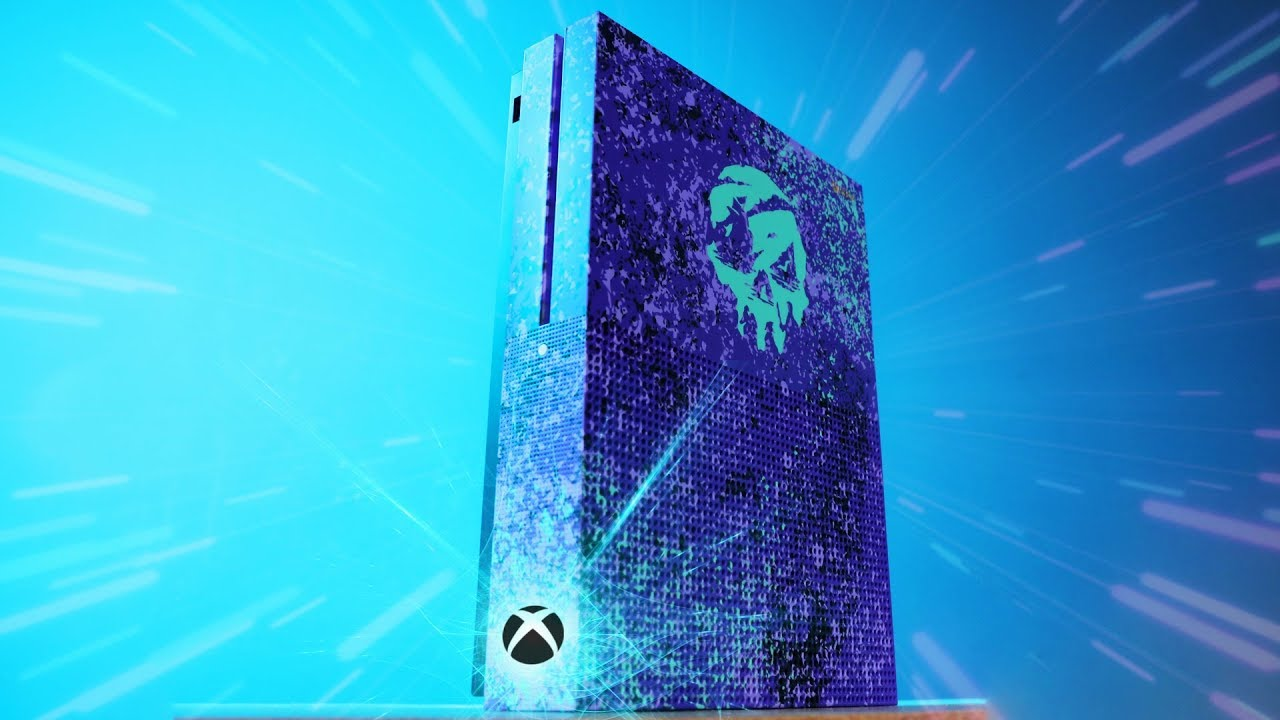 Xbox One Sea Of Thieves Edition YouTube
