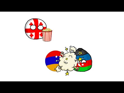 What are the Caucasus countries?