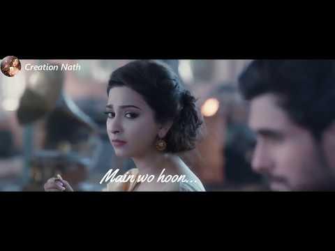 Sanam_Tu_Yahaan Lyrical Whatsapp Status Video   Sanam Puri   Creation Nath