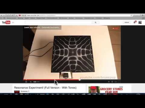 The Antichrist Satan's Power Comes From Advanced Technology. And Sound Frequency