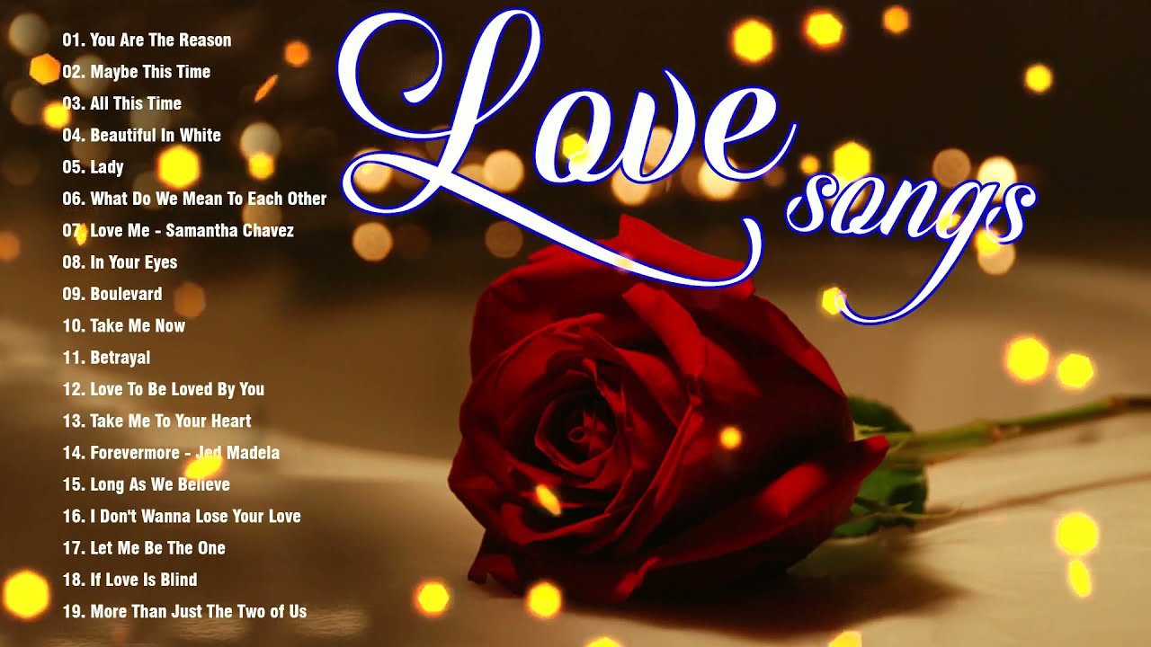 Download Romantic Love Songs 80's 90's 💖 Greatest Love Songs Collection 💖Best Love Songs Ever