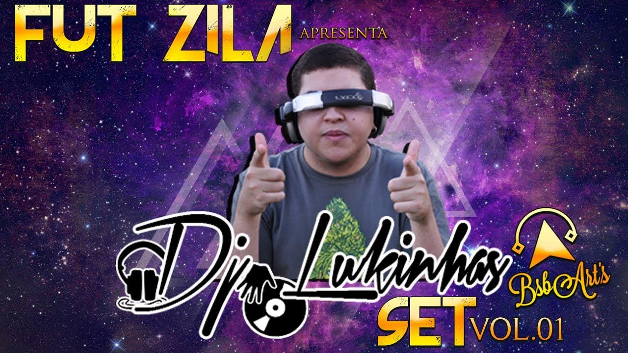 Set DjLukinhas - Vol 01 (WebClipe)
