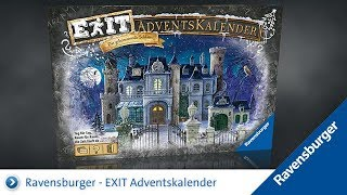 Ravensburger EXIT Adventskalender