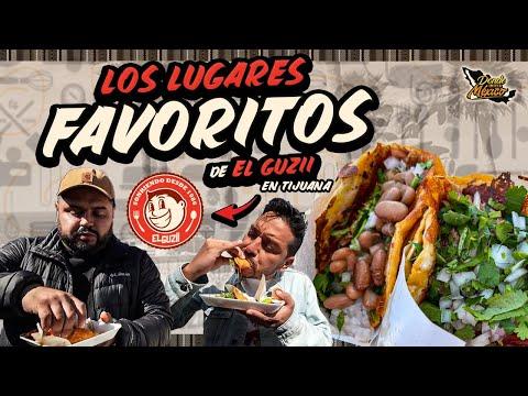 24 HORAS comiendo con EL GUZII en TIJUANA | Día 3 #DondeiniciaMexicoLRG
