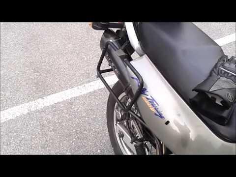 Honda transalp xlv 600 my 1998 msr exhaust k n filter for Filtro aria cabina 2012 ridonda honda