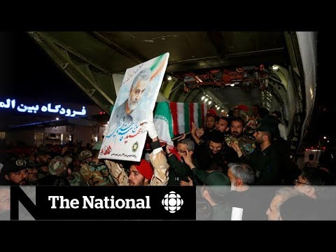 How Soleimani's killing could rock the Middle East