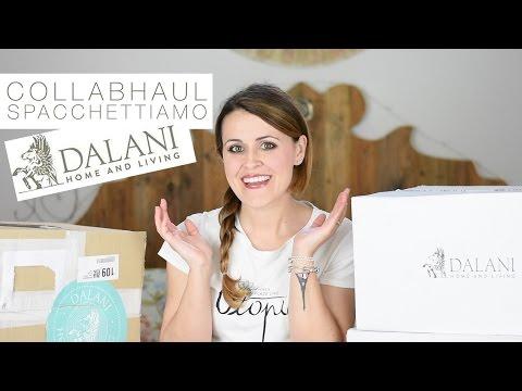 {SPACCHETTIAMO} Collabhaul Dalani - UNBOXING