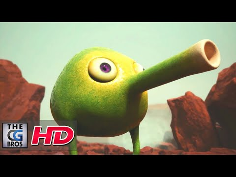 """CGI 3D Animated Short: """"Monsters of Mars"""" - by Alvise Avati 