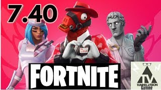 #Fortnite #Epicgames #Patch7.40 Fortnite Battle Royale e Salva il mondo giocando con i sottosciber.