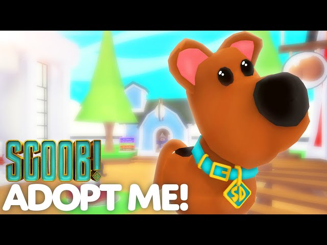 🕵️ Scoob! Update 🐶 - Adopt Me! on Roblox