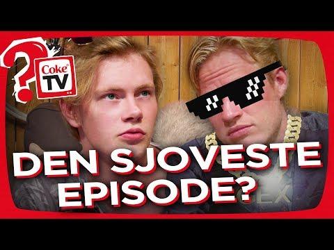 Q&A MED MAX MARIUS & GEX - DEN SJOVESTE UDFORDRING HIDTIL? | #AskCokeTV