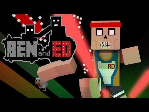 Ben And Ed Trailer - Minecraft Animation