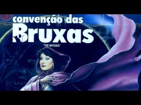 Trailer do filme A Convenção das Bruxas