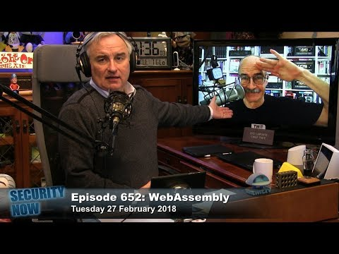 Security Now 652: WebAssembly