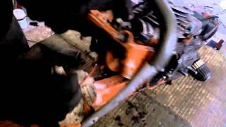 бензопила Husqvarna 365 ремонт(Husqvarna 365 chainsaw repair PART 1 )