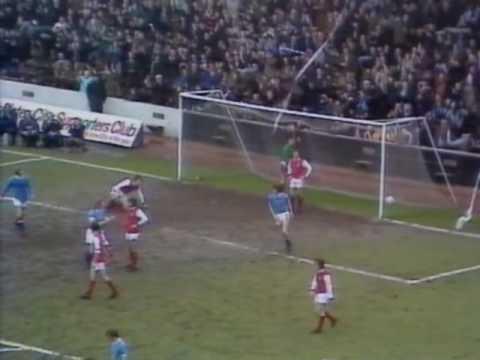 [72/73] Manchester City v Arsenal, Mar 24th 1973