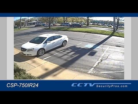 CSP-750IR24 - CCTV Security Pros