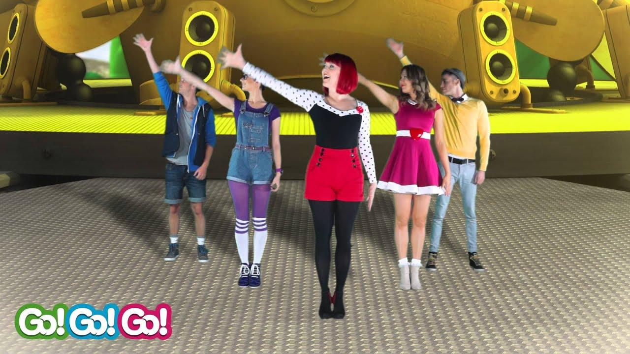 Go!Go!Go! - Wake Up Smiling - Learn The Moves - Radio Go!Go!Go!