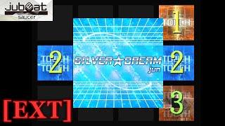 【jubeat saucer】 SILVER☆DREAM [EXT] (シャッター+ハンドクラップ+数字)