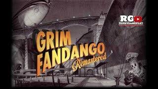 🔴[AO VIVO]|GRIM FANDANGO|#1 ESSE GAME É UMA PIADA|O INÍCIO| .(Gameplay Ps4-Pt br).