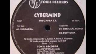 Cybermind - Subgabba Gabber Hardcore Rave Mokum Toxic Record