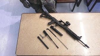 RK 62M2 - Modernized assault rifle