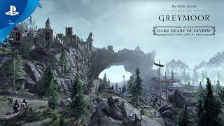 The Elder Scrolls Online: Greymoor - Descend into the Dark Heart of Skyrim | PS4