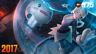 Winter Wonder Orianna Skin 2017 - League of Legends