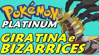 Pokémon Platinum (Detonado - Parte 23) - Distortion World e Giratina