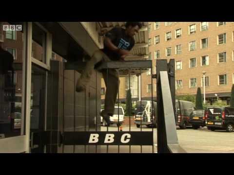 Free Running at BBC Television Centre - Today - BBC Radio 4