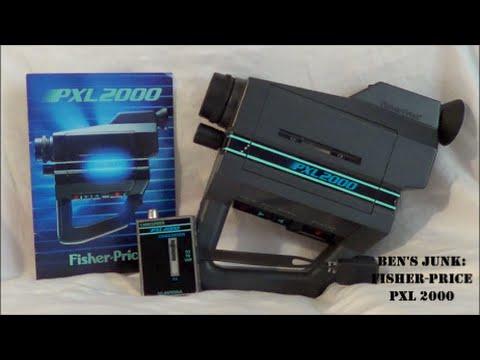 Oddity Archive: Episode 87.5 – Ben's Junk: Fisher-Price PXL 2000 Camcorder