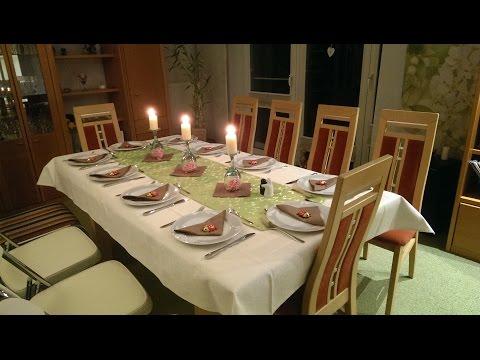 Tischdeko Ideen für zwischendurch