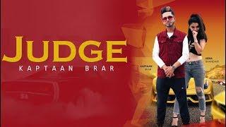 Judge (Teaser) | Kaptaan Brar | Preet Romana | New Punjabi Songs 2018 | Flaming Mafia